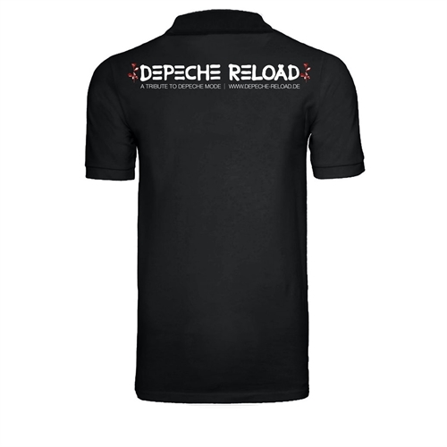Depeche Reload - DR Rose, Poloshirt