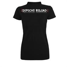 Depeche Reload - DR Rose, Girl-Poloshirt