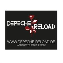Depeche Reload - Classic Fahne