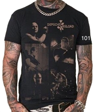 Depeche Reload - Band, T-Shirt