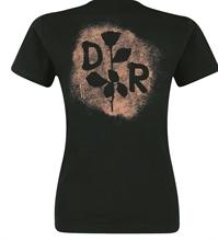 Depeche Reload - DR Rose, Girl-Shirt